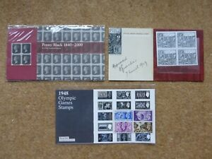 Excellent Collection Stamp Reproduction Presentation Packs (3)