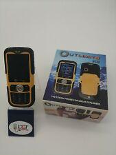 Telefono Cellulare Out Limits K2 Antiurto da lavoro sport WATERPROOF IP57 Giallo