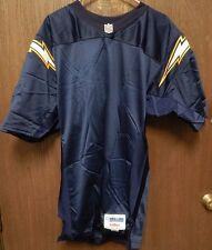 San Diego Chargers Wilson Authentic Pro line Blank Football Jersey Sz 48 NFL LA