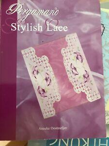 pergamano Stylish Lace Book