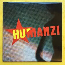 Humanzi - Fix The Cracks / Get Your Sh*t Together - Promo CD (CBX342)