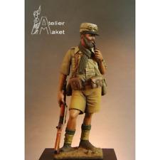 Atelier Maket French Foreign Legion FFL WW2 75mm Model Unpainted Metal Kit
