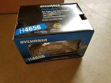6  SYLVANIA HALOGEN HEAD LAMP- H4656 Low Beam  BRAND NEW