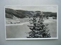 Ansichtskarte Seebrugg Schluchsee Schwarzwald (Nr.626)