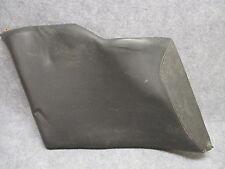 1989 Conquest LH Rear Back Seat Side Panel Arm Rest Moulding Black Vinyl 26084