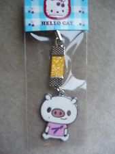 PIG MOBILE PHONE/PURSE CHARM BRAND NEW