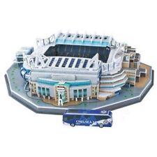 Build Your Own 3D Replica Model Chelsea Football Club Stamford Bridge Stadium