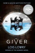 The Giver Movie Tie-In Edition (Giver Quartet) by Lois Lowry