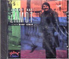 JOHNNY RAY ZAMOT Y LA VOZ DE MANNY ROMAN - CD