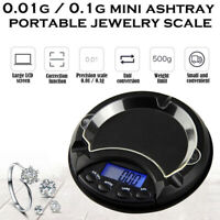0.01g Pocket LCD Digital Scale Jewelry Balance Weight Gram Electronic Scale BON