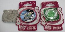 Disney Merry Christmas Party 2016 Peter Pan & Wendy 3-D Hinged Pin LE 5300 NEW