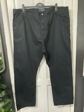 ED BAXTER LONDON Size 48R Black Jeans Mens