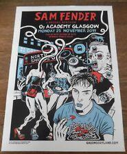 More details for sam fender - live music show 2019 promotional tour concert gig poster