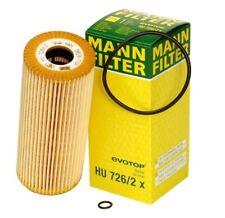 For VW Beetle Golf Jetta 1.9 L4 Passat 2.0 L4 Diesel Engine Oil Filter Mann
