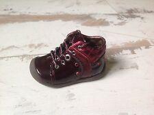 Chaussures Fille 19 - Neuves Babybotte - Modèle Ametiste Prune verni (80.00 €)