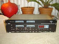 Orban 787A & SL Blackface, Mic Processor Compressor, Eq, Deesser, Vintage Rack