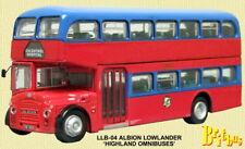 BRITBUS HIGHLAND OMNIBUS ALBION LOWLANDER LLB-04