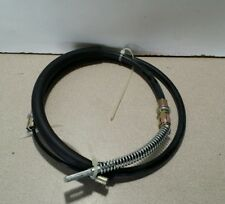 New Pronto C95430 Parking Brake Cable Rear Left, Fits Vehicles Listed on Chart