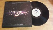 Vinyle 33T - James Horner – Krull - Original Motion Picture Grade NM Made in US