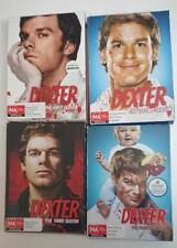 Dexter DVD seasons 1, 2, 3, 4, 5 (5 Seasons) Viewed Once   Region 4 PAL