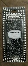 TAC iPhone 5/5S hard case composition notebook style