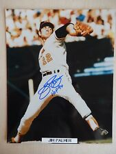 "Jim Palmer Autographed 8"" X 10"" Photograph - Hall Of Famer"