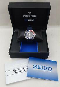 SEIKO PROSPEX PADI Solar Divers 200M Mens Watch Special Edition