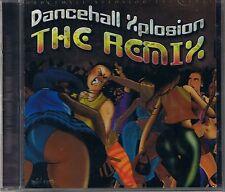 Dancehall Xplosion The Remix Various CD Neu OVP Sealed