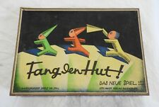 Altes Fang den Hut - Ravensburger - D.R.G.M. - D.R.W.Z. - um 1935