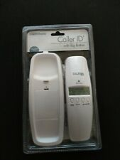 New  Conairphone  Caller ID with Big-Button  Corded Telephon