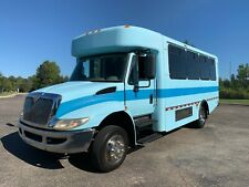 2011 International 3200 Church Shuttle Bus Van, 20 Passengers, Diesel DT-466