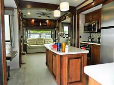 Keystone Alpine 3500RL American 5th wheel,Caravan,Showmans,Travel Trailer,RV