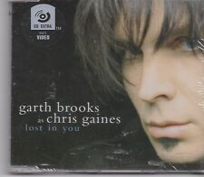 Garth Brooks-Lost In You cd maxi single sealed