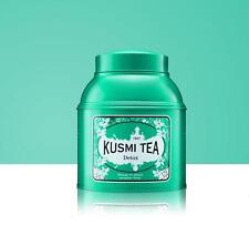Kusmi Tea Paris - DETOX - 500gr - 17.64oz lacquered metal tin