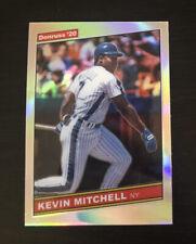 Kevin Mitchell 2020 Donruss Optic 1986 Retro Silver Prizm #R86-15  New York Mets