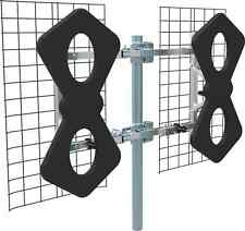 FocusAntennas BEST-6 HD Long Range Indoor/Outdoor HDTV UHF Antenna 75 Miles