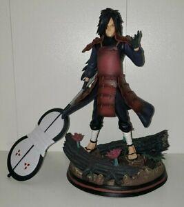 Naruto Shipudden Madara Uchiha Figure Statue
