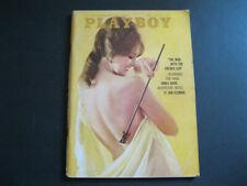 Playboy Magazine - April, 1965 - Ian Fleming - P G Wodehouse - Jean Shepherd