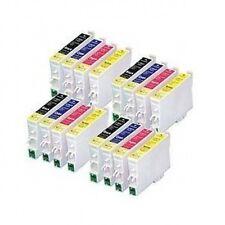 16 Ink Cartridge for use in Epson Stylus Printers T1281 T1282 T1283 T1284 T1285