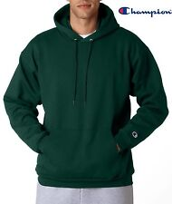 Champion Mens Pullover Eco Fleece Sweatshirt Dark Green Xx-large ...