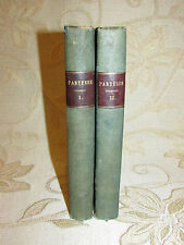 Antique Books The Parterre Of Fiction Poetry History Literature & The Fine Arts