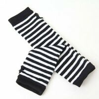 Women Crochet Knitting Wool Braided Wrist Arm Warmer Mitten Fingerless Gloves