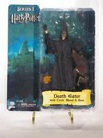 """Harry Potter DEATH EATER  7"""" Action Figure -SKULL MASK by NECA / Mint in Box"""