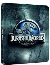 Jurassic World Steelbook Edizione limitata / Blu-ray Universal Pictures