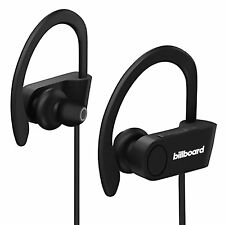 Billboard Bb896 Bluetooth[r] Earhook Headset With Microphone [black]