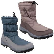Botas de mujer de nieve color principal azul Talla 37