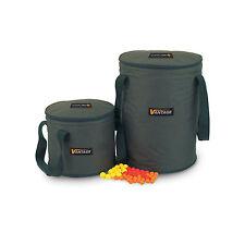 Chub Fishing Insulated, Hardwearing, Collapsible Coolstyle Bait Buckets
