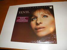 Columbia JS-39152 Barbra Streisand Yentl Original Movie Soundtrack 1983 Sealed
