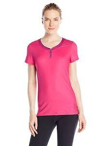 Primal Wear Women's Henley Shirt # MEDIUM