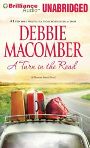 Debbie Macomber A TURN IN THE ROAD Unabridged CD 11 Hours *NEW* FREE Shipping !